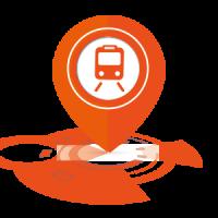 picto service gares ligne Ercuis Persan